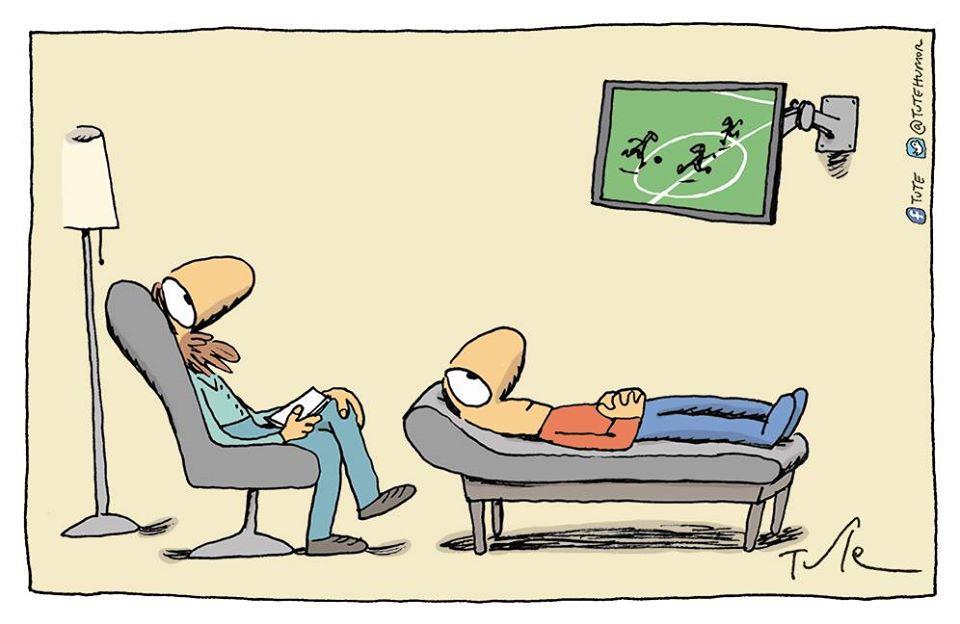 спортен психолог